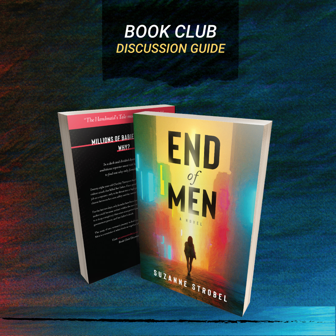 End of Men Book Club Discussion G