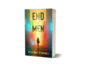 End of Men 3D Book Cover